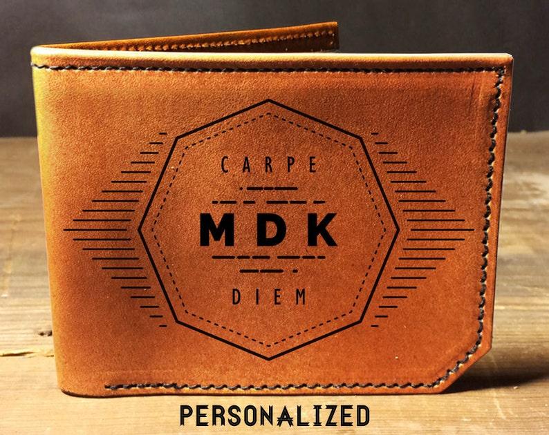 68676f2c792c86 Personalisierte Geldbörse Monogramm Brieftasche individuelle | Etsy