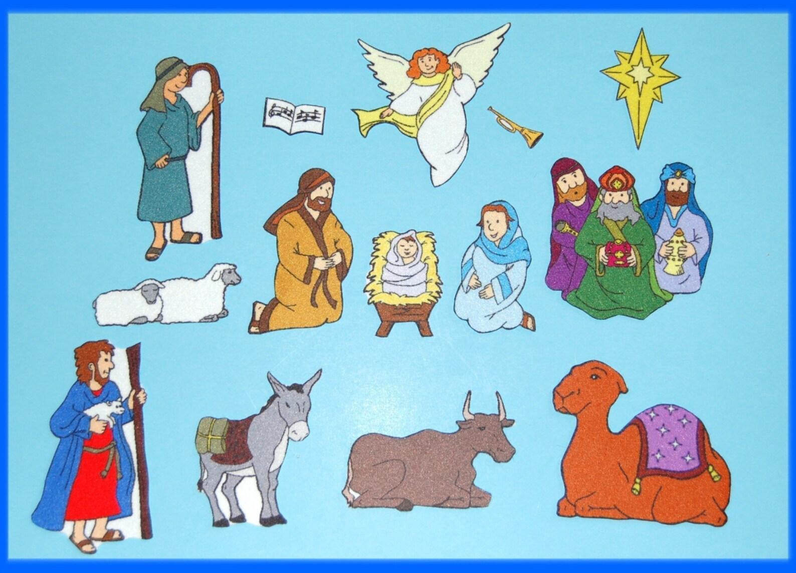 лнр рождественский вертеп картинки для печати жевательного зефира получается