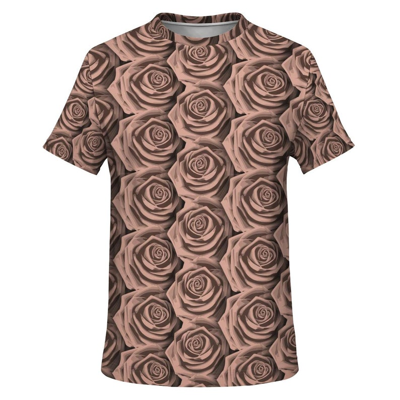Antique Rose Unisex T-Shirt