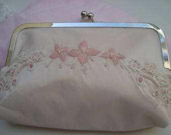 Evening or Bridal clutch bag/purse.