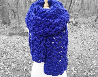 oversized crochet scarf pattern, crochet chunky scarf pattern, easy crochet scarf pattern, oversized chunky scarf pattern, blanket scarf