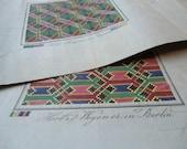 Hertz Wegener 1 - Cross stitch pattern. Instant download PDF