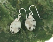 Kiwi Jasper Earrings