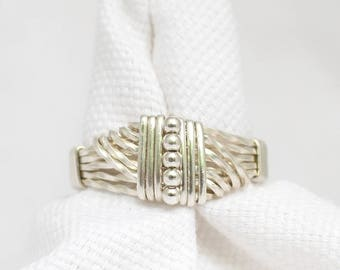 The All Occasion Wire Wrapped Ring