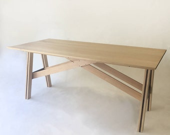 20794c51d2a0f Solid Maple Drop Leaf Dining Table with Extensions - 84