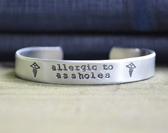asshole bracelet | etsy