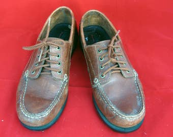Vintage 1980s Eastland Dockers loafers 8.5 M