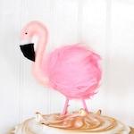 Flamingo Cake Topper - Florence