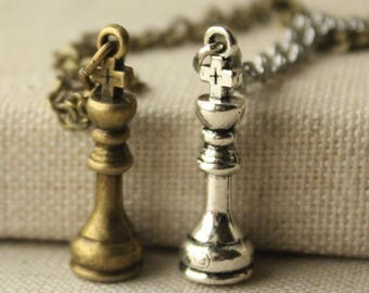 bc2dcefa9b3 Chess necklace