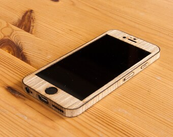 quality design 25b7c 8beea Maple iPhone 6 / 6S Case Real Wood iPhone 6 Wrap Classic   Etsy