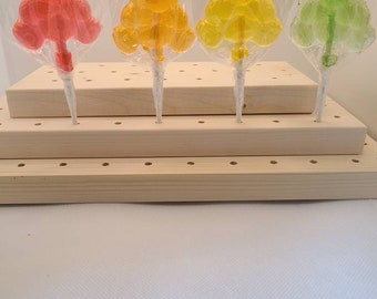 20 Count Teddy Bear Gourmet Lollipops