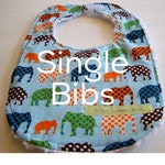 Single Bibs - Purchase any quantity