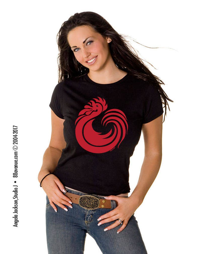 Year of the Rooster T-shirt image 0