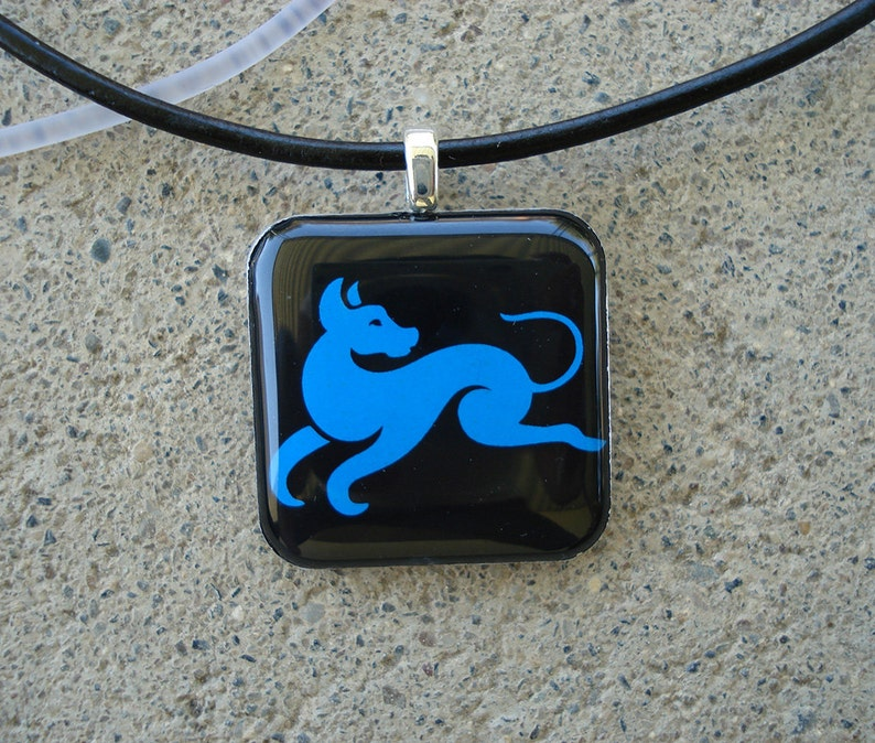 DOG Resin Charm image 0