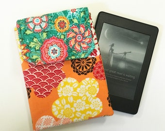 Kindle Sleeve, Kobo Sleeve, Nook Sleeve, all sizes, Hawaiian Sparkle tablet case