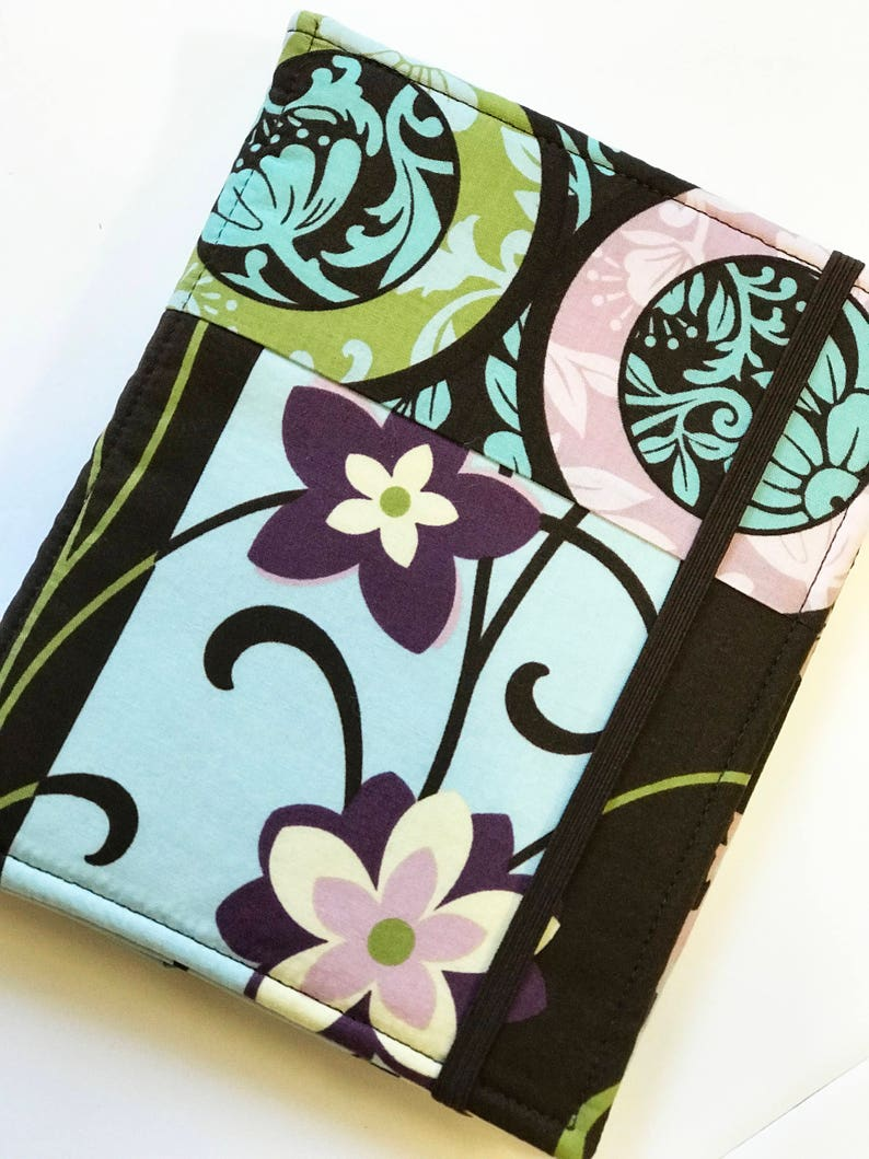 Kindle Case, Nook Glowlight Cover, Kobo Aura H2O 2nd ed, all sizes,  Blooming Florals eReader Cover