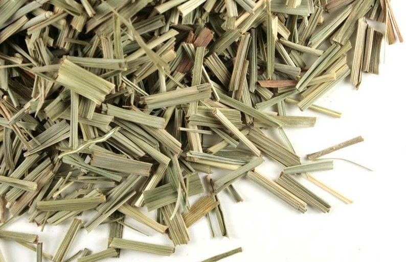 Half Ounce Lemongrass - Wicca Herbs Pagan Witchcraft  5oz Lemon Grass -  Communication Love Spell Study Spell Dreams Psychic Witchcraft