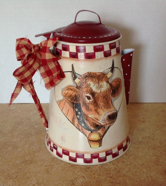 Cow Decorations Farmhouse Cow Decor Cow Country Decoration