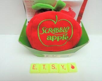 Scrabble Apple, 2008 Hasbro, Word Game