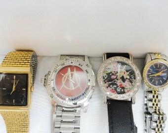 Wrist Watches, Not Working, Watch Supplies, Steampunk, Jewelry Crafts