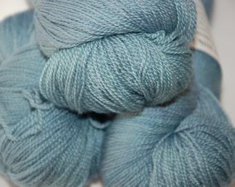 Studio June Yarn Merino Silk Lace - Midnight Teal (light)