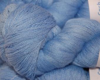 Studio June Yarn Cash Paca Lace - Baby Alpaca/Cashmere/Silk, 1300 yards, Color: Summer Wind