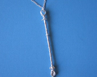 Torah pointer necklace in Sterling Silver