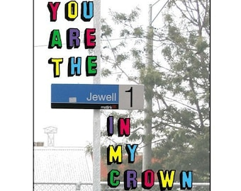 Melbourne Card - You Are The Jewell In My Crown