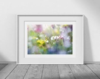 Wonderful Weeds - Boho Style, Boho Decor, Boho Chic, Boho Wall Art, Boho Photography, Bohemian Art, Wildflowers, Wildflower Print, Flower
