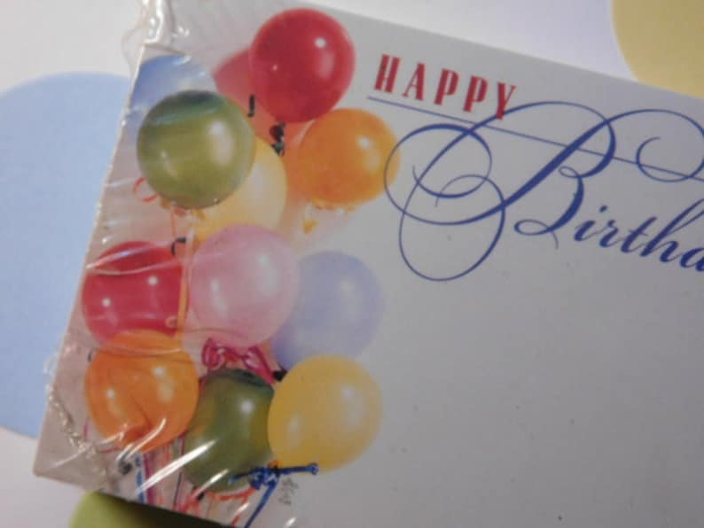 SALE Happy Birthday Cards 50 New In Package