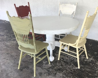 Office Cabin Interior Design, 1950s Kitchen Table And Chairs Etsy