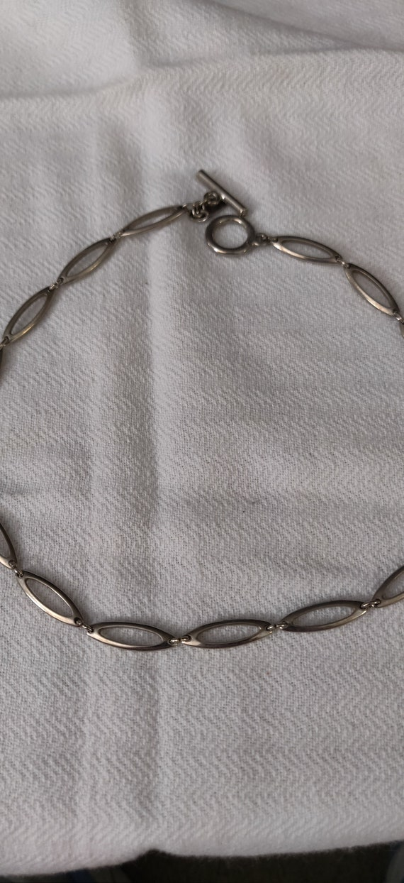 """Vintage New York and  company choker 16"""" in length"""