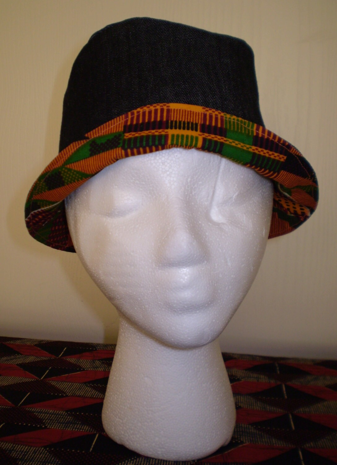 Kente Bucket Hat Toddler  80092683d36