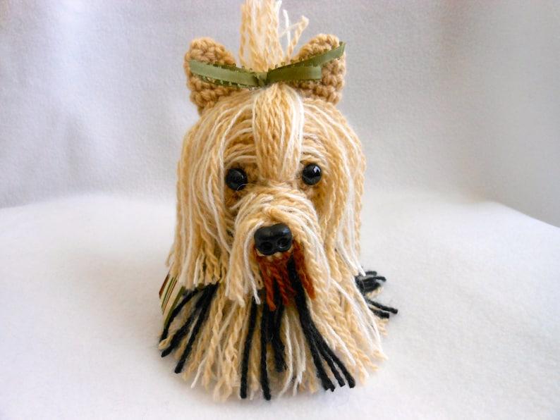 Yorkshire Terrier Amigurumi Animal Crochet Stuffed Kid Plush Toy ... | 596x794