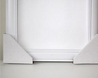 Cardboard Frame Etsy