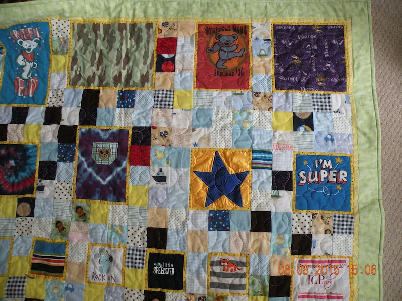Amazon king size amish made hand stitched quilting nine