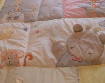 REPAIR Baby Blanket / Quilt / Blanket Repair / Crochet Blanket Repair -  Finishing