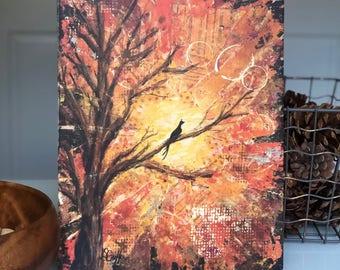 Splendor - canvas reproduction