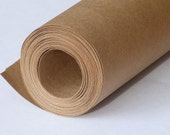 "Brown Kraft Paper Roll 35"" x 140' - wrapping paper"
