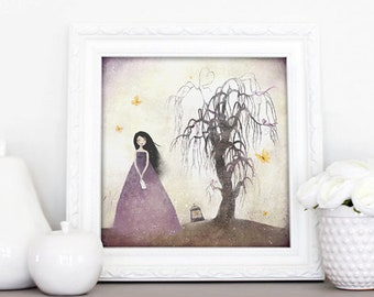 The Wishing Tree 53/100 - Whimsical Art