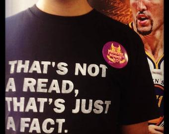 that's not a read thats just a fact, paris is burning tshirt, paris is burning, Dorien Corey, throwing shade, ballroom, shadey shirt, vogue
