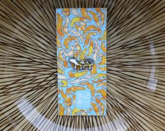 Leopard gecko II (GEKKER) Pin badge