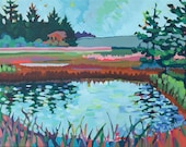 November Maypole Marsh