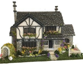 Complete Kit - 1:144th Inch Scale Storybook Harper Grace Tudor