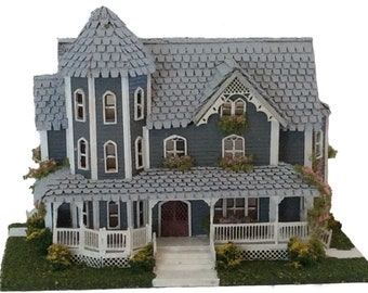 Complete Kit - 1:144th Inch Scale St. Beckham Gothic Victorian