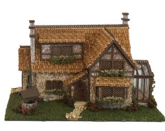 Complete Kit - 1:144th Inch Scale Storybook Tattington Cottage