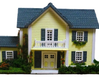 Complete Kit - 1:144th Inch Colonial Style House