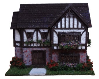Complete Kit - 1:144th Inch Tudor Style House