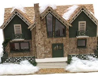 New Complete Kit – Quarter Inch Scale Eliana's Vacation Home