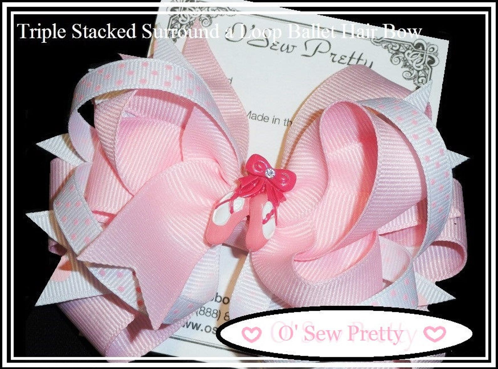 ballet hair bows, ballerina hair accessory, ballerina hair bow, pink ballet hair bow, ballet hair bows, over the top pink ballet